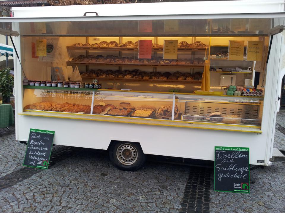 Wochenmarkt Bad Birnbach