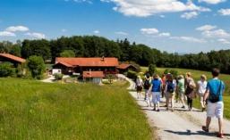 Wanderung zum Niedermaier-Hof